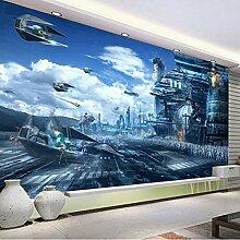 Tapete des Wand-3D für Wände zukünftiges