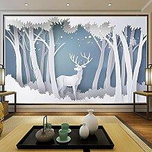 Tapete des Wandgemäldes 3d Wohnzimmer