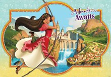 Tapete Disney Elena von Avalor 368 x 254 cm