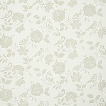 Tapete Floral 10 m x 52 cm East Urban Home Farbe: