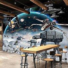 Tapete Foto 3D Tapete Cartoon Star Wars
