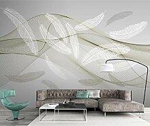 TapeteFototapete 3D Effekt Abstrakte Leichte