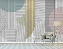 Tapete Fototapete 3D Effekt Einfache Abstrakte