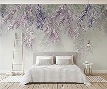 Tapete Fototapete 3D Effekt Frische Lavendel
