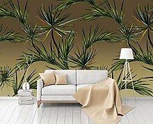 TapeteFototapete 3D Effekt Regenwald Pflanze