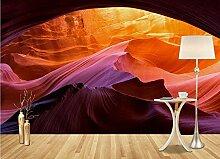 Tapete Fototapete 3D Effekt Rock Textur