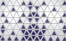 Tapete Fototapete Dreieck Geometrische Moderne