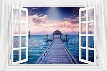 Tapete Fototapete Tapete Europa Mittelmeer Fenster