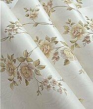 Tapete/Frische Blume romantische Tapeten/Schlafzimmer Wohnzimmer Studie Tapete/Tapeten Küche Restaurant Hochzeit/Outdoor-Tapete-A