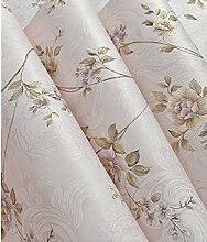 Tapete/Frische Blume romantische Tapeten/Schlafzimmer Wohnzimmer Studie Tapete/Tapeten Küche Restaurant Hochzeit/Outdoor-Tapete-D