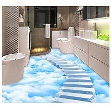 Tapete Für Boden Wolken Stehleiter Bad Boden