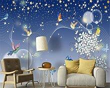 Tapete für Kinderzimmer Moderne minimalistische
