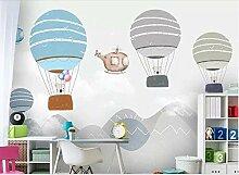 Tapete für Kinderzimmer Nordische minimalistische