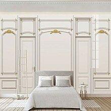 Tapete Für Schlafzimmerwände 3D Europäischen