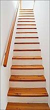 Tapete für Tür Irre L Auge Treppe OEM 614, 83x204cm