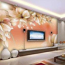 Tapete für TV Hintergrundbild von Wohnzimmer