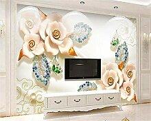 Tapete für Wände 3 d 3D geprägte