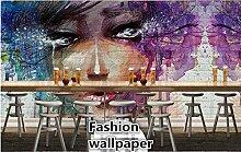 Tapete für Wände 3 d Modekunst Bunte Süße