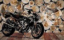 Tapete für Wände 3 d Retro Vintage New York