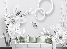 Tapete für Wände 3 d Schlankes minimalistisches