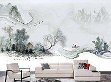 Tapete für Wände 3 dEinfache neue chinesische