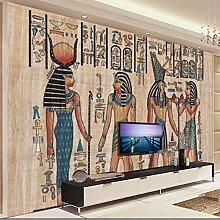 Tapete für Wände 3D ägyptische