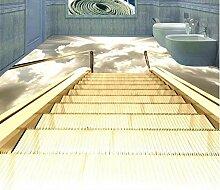 Tapete Für Wände 3D Bodenbelag golden
