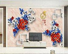 Tapete für Wände 3DSchönheit 3D