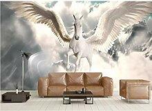 Tapete Für Wände 3D Sky Wohnzimmer Fototapete