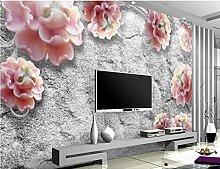 Tapete Für Wände 3D Wallpaper Geprägte