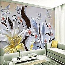 Tapete für Wände Große moderne Wandtapete Stil