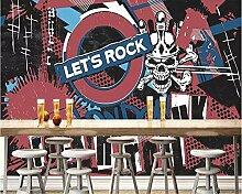 Tapete für Wände in Rollen Rock Doodle Jahrgang