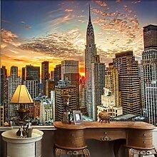 Tapete Für Wände Prächtige New Yorker