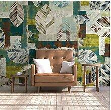 Tapete für Zimmer Wohnzimmer Blätter Serie