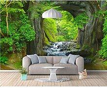 Tapete Hd Wasser Wald Hintergrund Wand Grün Baum