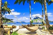 Tapete Hochwertiger Urlaub Mit Meerblick Wandbild