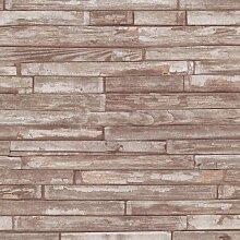 Tapete Holz 05545-40 Vintage