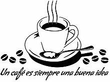 Tapete Kaffee Paste Wohnzimmer Dekorative Tapete