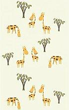 Tapete Kinder: Giraffen