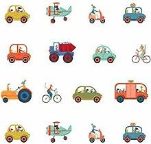 Tapete Kinder: Verkehr