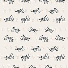 Tapete Kinder: Zebras