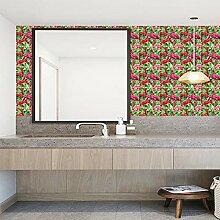 Tapete, Küche Und Bad Schlafzimmer Flamingo