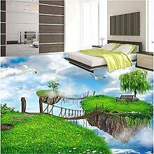 Tapete Luxuriöses Badezimmer Schlafzimmer mit