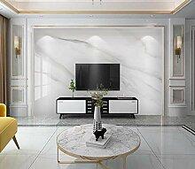Tapete Marmor Hochtemperatur Fliese Licht Luxus