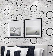 Tapete modernen minimalistischen schwarzen und