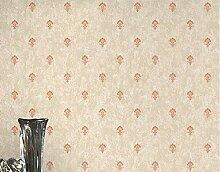 Tapete Modernes Design Vintage Pastorale Rolle