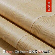 Tapete Nachahmung Fußbodenmuster Holzmaserung