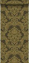 Tapete Ornamente Gold - 346522 - von Origin -
