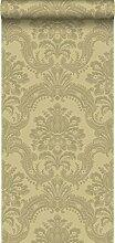 Tapete Ornamente Gold - 346526 - von Origin -