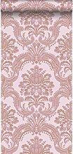 Tapete Ornamente Rosa - 346527 - von Origin -
